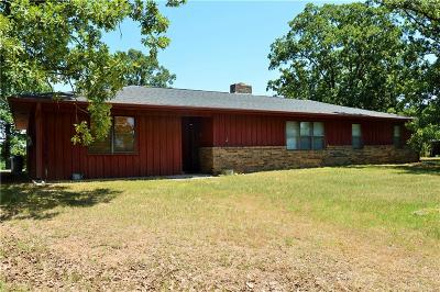 Heavener Single Family Home For Sale: 18684 State Hwy 128