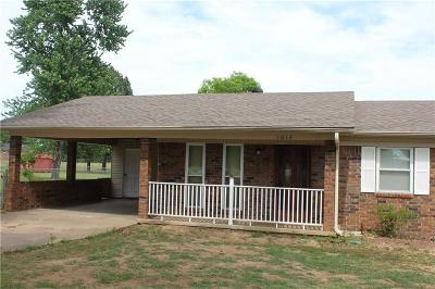Greenwood Single Family Home For Sale: 1014 N Daisy ST