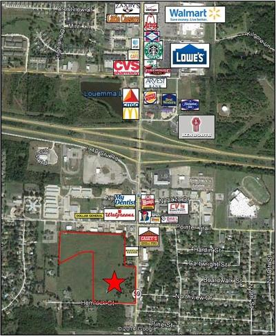 Van Buren Residential Lots & Land For Sale: Tbd Fayetteville Road