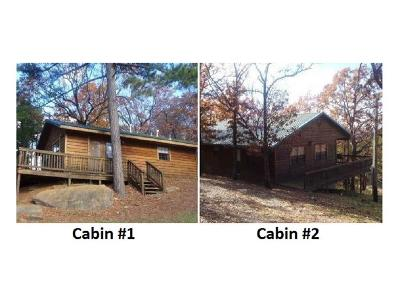 Heavener Single Family Home For Sale: 42949 Hideaway Lane