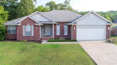 Fort Smith Single Family Home For Sale: 3308 Kinross DR