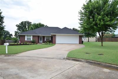 Sallisaw Single Family Home For Sale: 700 Velma Denton CIR