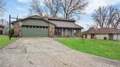 Fort Smith Single Family Home For Sale: 3217 54th ST