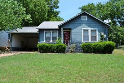 Van Buren Single Family Home For Sale: 1811 Alma BLVD