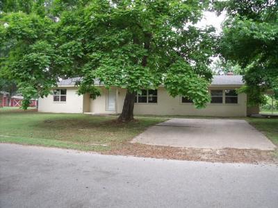 Sallisaw Single Family Home For Sale: 463461 1044 LOOP