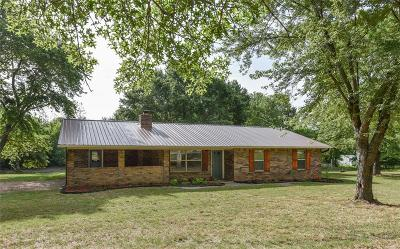 Muldrow Single Family Home For Sale: 107645 4768 RD