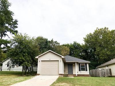 Van Buren Single Family Home For Sale: 405 S 12 ST