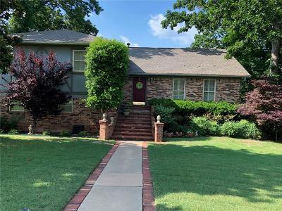 Fort Smith Single Family Home For Sale: 3101 Jackson ST