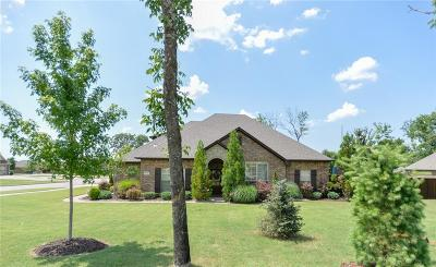 Fort Smith Single Family Home For Sale: 8501 Reata ST