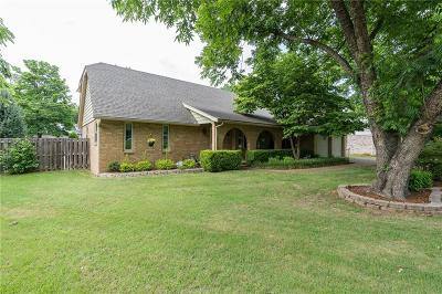 Fort Smith Single Family Home For Sale: 2630 Enid PL