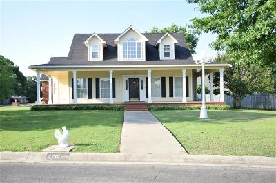 Sallisaw Single Family Home For Sale: 2718 E King AVE