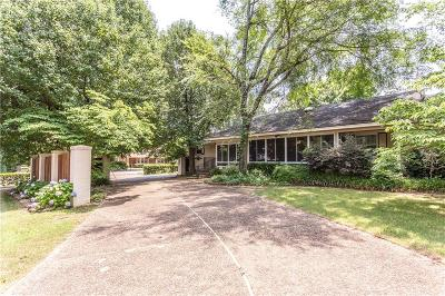 Fort Smith Single Family Home For Sale: 5324 Y CIR