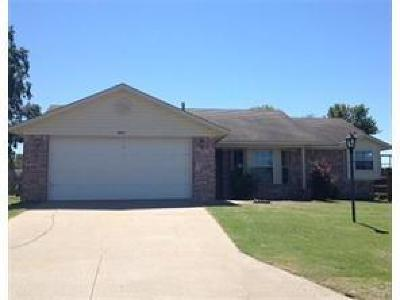 Van Buren Single Family Home For Sale: 3812 Tara LN