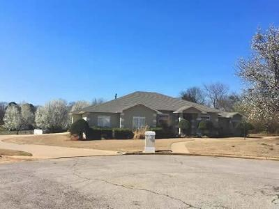 Alma Single Family Home For Auction: 1440 Lakeview Estates DR