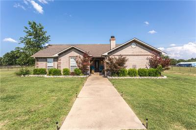 Sallisaw Single Family Home For Sale: 102437 S 4620 RD