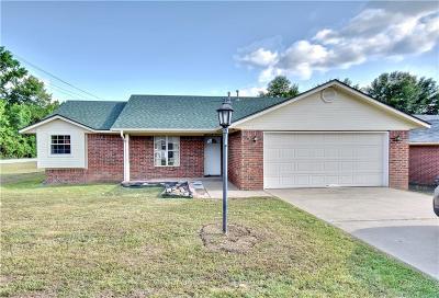 Van Buren Single Family Home For Sale: 3920 Peaceful Valley CIR