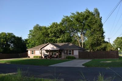 Sallisaw Single Family Home For Sale: 970 S Locust ST