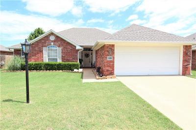 Alma Single Family Home For Sale: 1400 Cultivar RD
