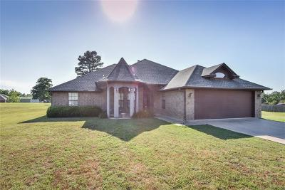Roland Single Family Home For Sale: 108546 4776 RD