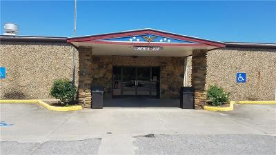 Fort Smith Commercial For Sale: 3321 S 66th ST