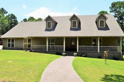 Poteau Single Family Home For Sale: 28435 Sluggo LN