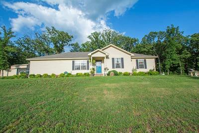 Muldrow Single Family Home For Sale: 109611 4751 RD