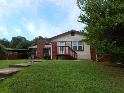 Poteau Single Family Home For Sale: 102 Trayce ST