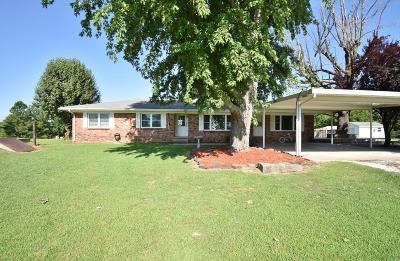 Sallisaw Single Family Home For Sale: 104418 S 4640 RD