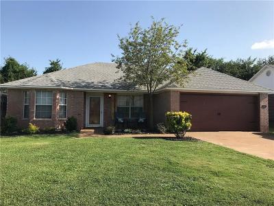 Van Buren Single Family Home For Sale: 3716 Kingsberry DR