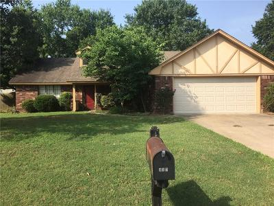 Greenwood Single Family Home For Sale: 917 Fairview LN
