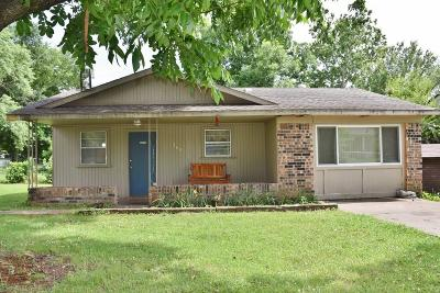 Sallisaw Single Family Home For Sale: 308 Hastings AVE