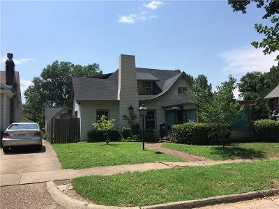 Fort Smith Single Family Home For Sale: 1100 S 26Th ST
