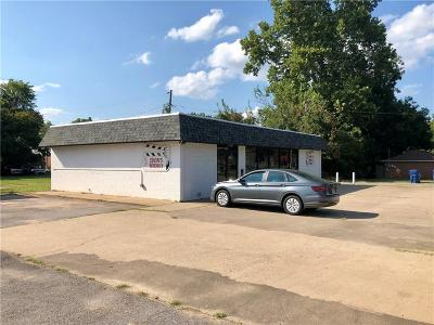 Fort Smith Commercial For Sale: 1508 S Greenwood AVE