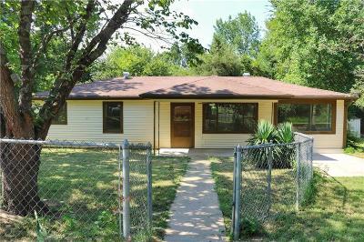 Van Buren Single Family Home For Sale: 302 N 46th ST