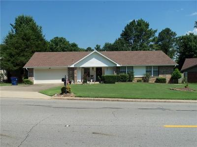 Fort Smith Single Family Home For Sale: 10603 Meandering WY