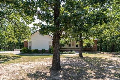 Sequoyah County Single Family Home For Sale: 108555 S 4776 RD