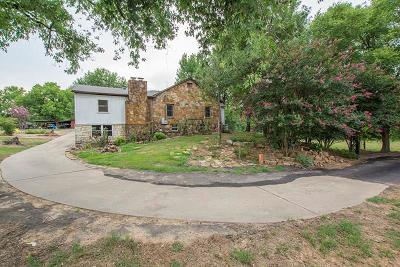 Van Buren Single Family Home For Sale: 3603 Alma HWY
