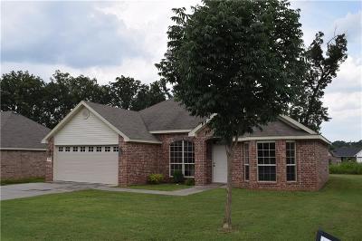 Van Buren Single Family Home For Sale: 2609 Park AVE