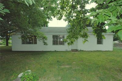 Sallisaw Single Family Home For Sale: 306 S Washington ST