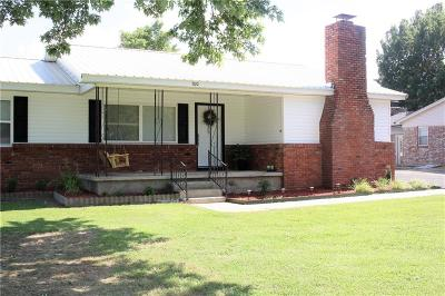 Pocola Single Family Home For Sale: 300 Victor LN