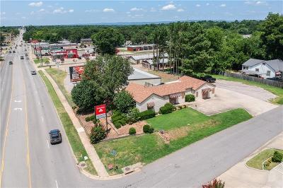 Fort Smith Commercial For Sale: 1001 N 44 ST
