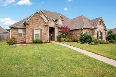 Fort Smith Single Family Home For Sale: 12200 Lynwood DR