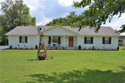 Greenwood Single Family Home For Sale: 715 Excelsior RD
