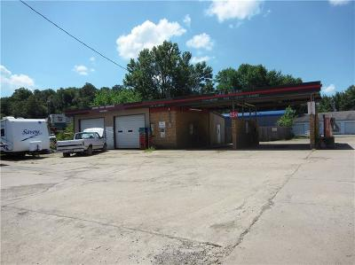 Greenwood Commercial For Sale: 739 W Center ST