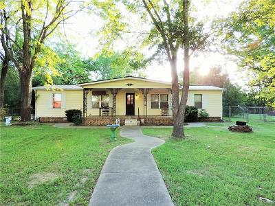 Pocola OK Single Family Home For Sale: $55,000