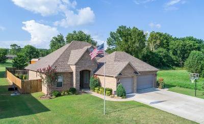 Alma Single Family Home For Sale: 1318 Falling Leaf CIR