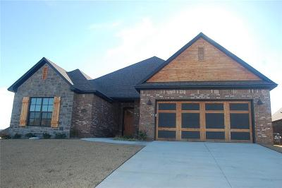 Fort Smith Single Family Home For Sale: 8500 Silverstone CT