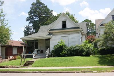 Fort Smith Single Family Home For Sale: 504 N 5th ST