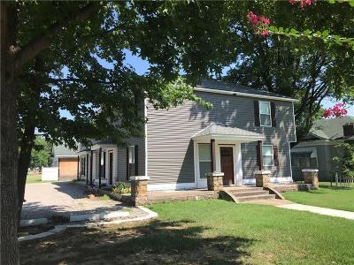 Van Buren Multi Family Home For Sale: 601 Drennen ST