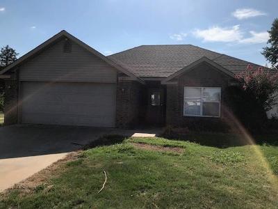 Alma Single Family Home For Sale: 1681 Julie LN
